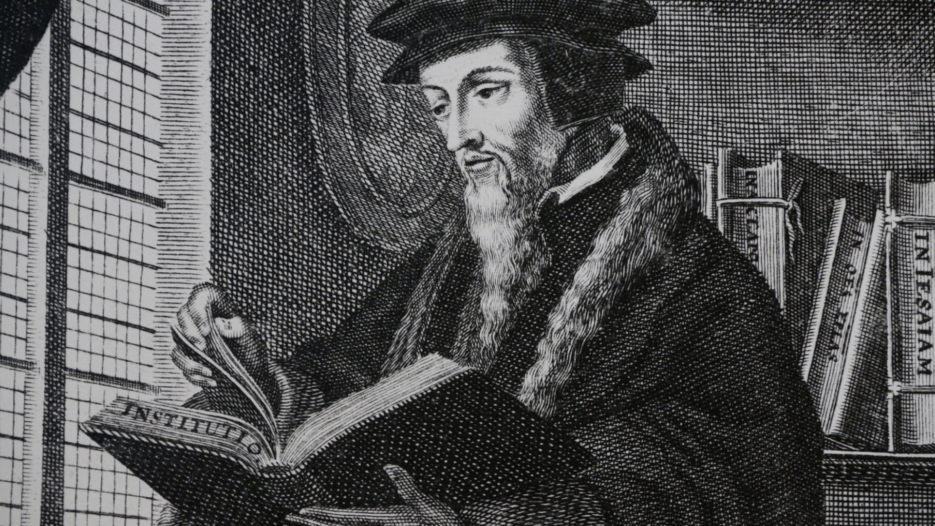 5f360c2da A posição simbólica e espiritual proposta por Calvino defende que o pão e  vinho representam simbolicamente o corpo e sangue de Jesus Cristo, ...